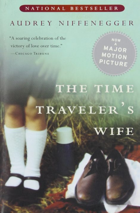 One of our recommended books is The Time Traveler's Wife by Audrey Niffenegger