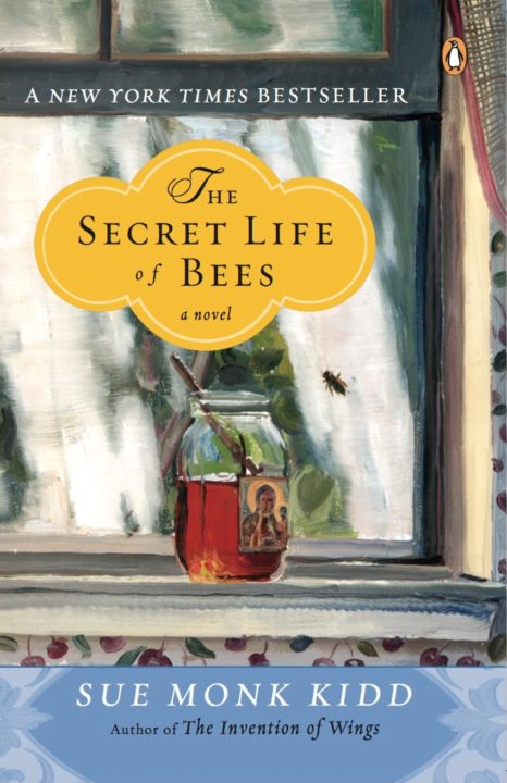 One of our recommended books is The Secret Life of Bees by Sue Monk Kidd
