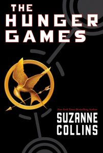One of our recommended books is The Hunger Games by Suzanne Collins