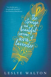 One of our recommended books is The Strange and Beautiful Sorrows of Ava Lavender
