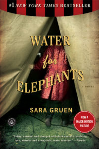 One of our recommended books is Water for Elephants by Sara Gruen