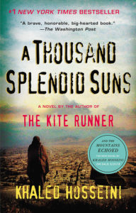 One of our recommended books is A Thousand Splendid Suns by Khaled Hosseini