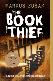One of our recommended books is The Book Thief by Markus Zusak