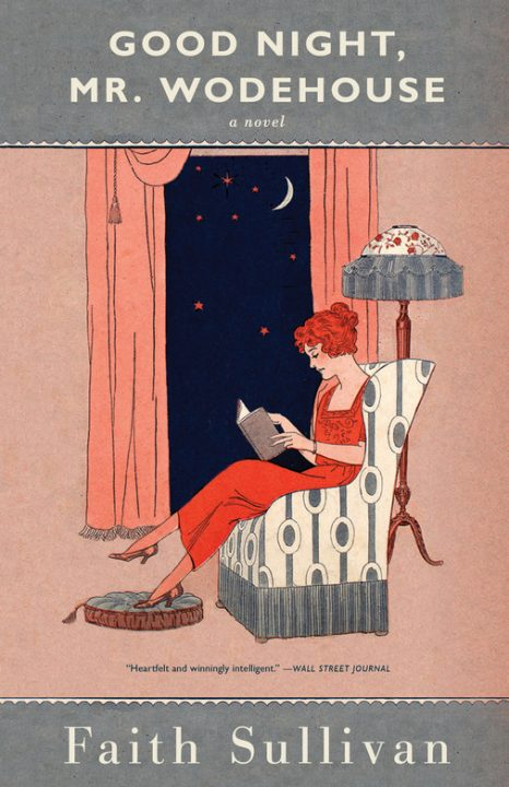 One of our recommended books is Good Night Mr. Wodehouse by Faith Sullivan