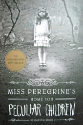 One of our recommended books is Miss Peregrine's Home For Peculiar Children by Ransom Riggs