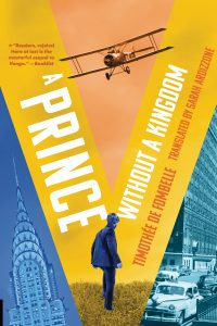 One of our recommended books is Vango a Prince Without a Kingdom