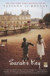 One of our recommended books is Sarah's Key by Tatiana de Rosnay
