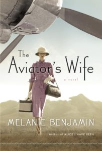 One of our recommended books for 2013 is The Aviator's Wife by Melanie Benjamin
