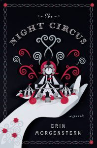 One of our recommended books is The Night Circus by Erin Morgenstern
