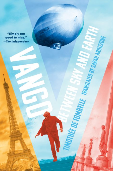 One of our recommended books is Vango by Timothée de Fombelle