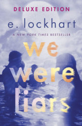 One of our recommended books is We Were Liars by Emily Lockhart
