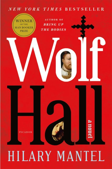 One of our recommended books is Wolf Hall by Hilary Mantel