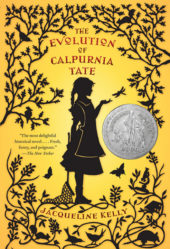 One of our recommended books is The Evolution of Calpurnia Tate by Jacqueline Kelly