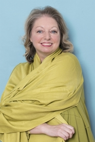 Hilary Mantel is the author of Wolf Hall, credit Els Zweerink