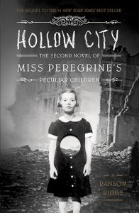 One of our recommended books for 2017 is Hollow City by Ransom Riggs