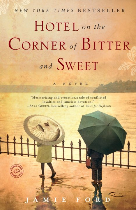 One of our recommended books is Hotel on the Corner of Bitter and Sweet by Jamie Ford