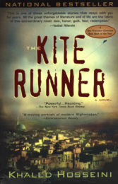 One of our recommended books is The Kite Runner by Khaled Hosseini