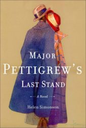 One of our recommended books is Major Pettigrew's Last Stand by Helen Simonson