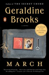 One of our recommended books is March by Geraldine Brooks