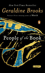 One of our recommended books is People of the Book by Geraldine Brooks