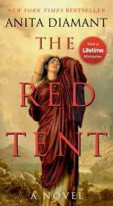 One of our recommended books is The Red Tent by Anita Diamant