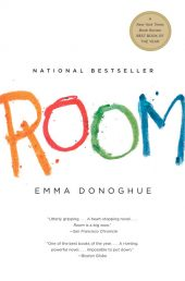 One of our recommended books is Room by Emma Donoghue