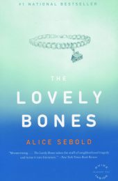 One of our recommended books is The Lovely Bones by Alice Sebold