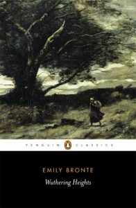 One of our recommended books is Wuthering Heights by Emily Bronte