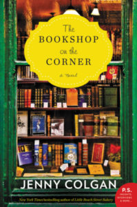 One of our recommended books is The Bookshop on the Corner by Jenny Colgan