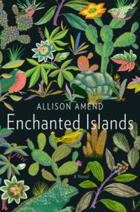 One of our recommended books is Enchanted Islands by Allison Amend.