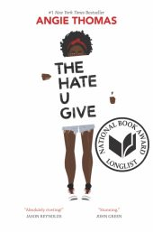 The Hate U Give by Angie Thomas is one of our book group favorites for 2018