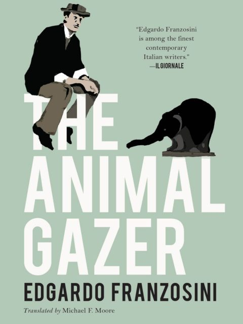 One of our recommended books is The Animal Gazer by Edgardo Franzosini