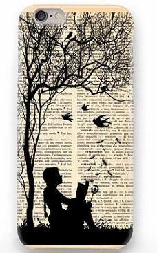 Literary iPhone Case