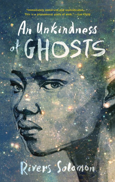 One of our recommended books is An Unkindness of Ghosts by Rivers Solomon
