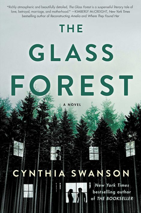 One of our recommended books is The Glass Forest by Cynthia Swanson