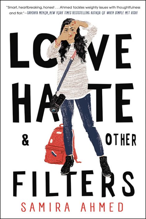 Love, Hate and Other Filters by Samira Ahmed is one of our book group favorites for 2018