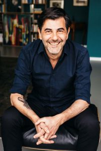 Mario Giordano is the author of the Auntie Poldi mysteries, credit Rica Rosa