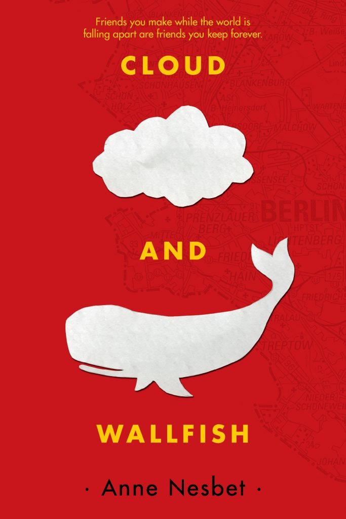One of our recommended books is Cloud and Wallfish by Anne Nesbet