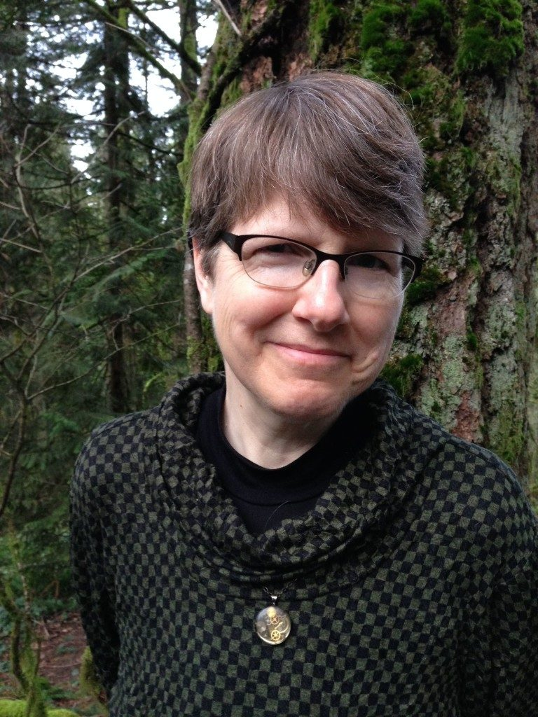 Anne Nesbet is the author of Cloud and Wallfish