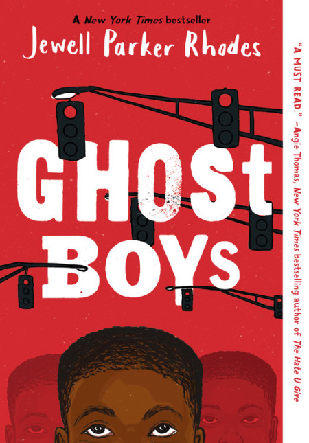 One of our recommended books for 2019 is Ghost Boys by Jewell Parker Rhodes