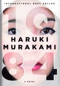 One of our recommended books is 1Q84 by Haruki Murakami