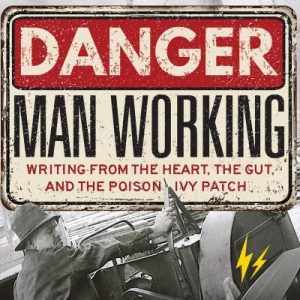 One of our recommended books on Reading Group Choices is Danger Man Working by Michael Perry