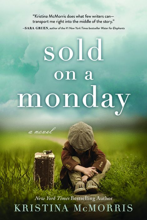 Sold On A Monday by Kristina McMorris is one of our book group favorites for 2018