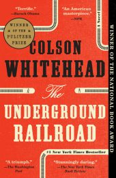 The Underground Railroad by Colson Whitehead is one of our book group favorites for 2018