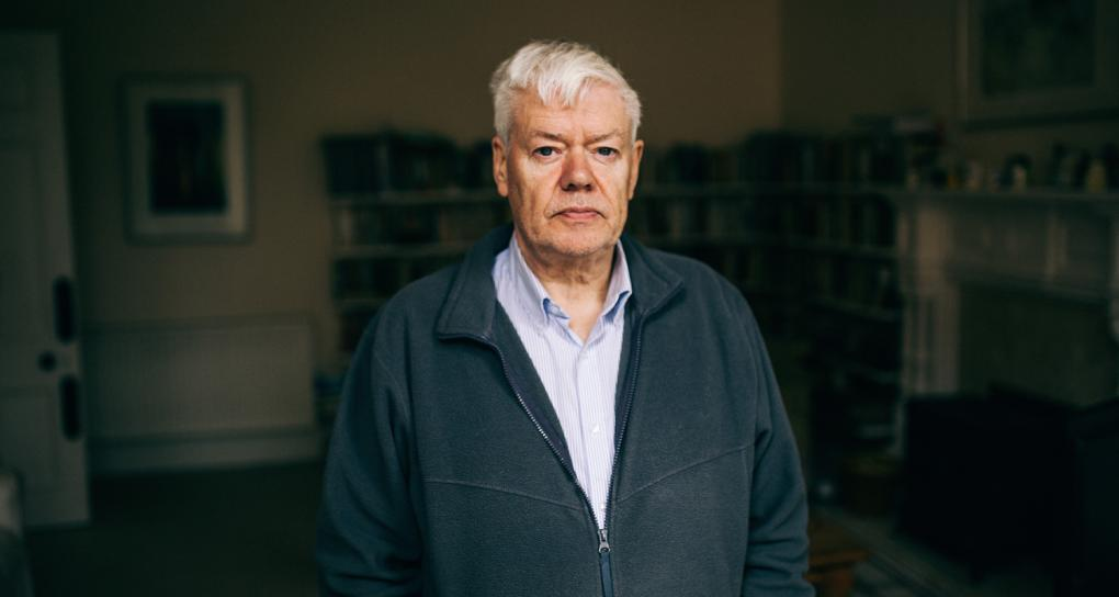 Bernard MacLaverty (photo by James Anderson)