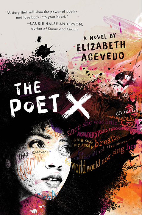 The Poet X by Elizabeth Acevedo is one of our book group favorites for 2018