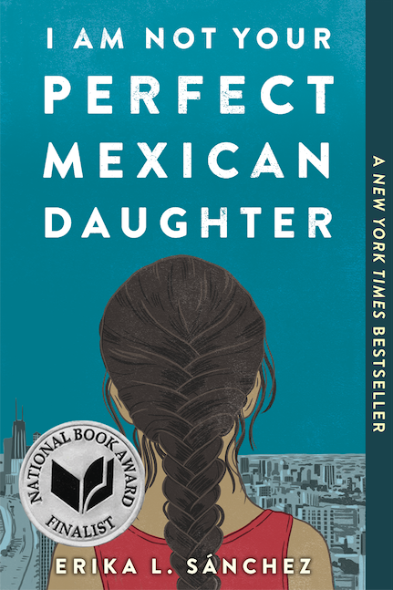 One of our recommended books for January 2019 is I Am Not Your Perfect Mexican Daughter