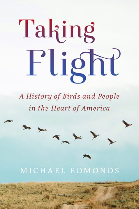 One of our recommended books is Taking Flight by Michael Edmonds