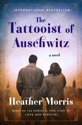 The Tattooist of Auschwitz by Heather Morris is is one of our book group favorites for 2018