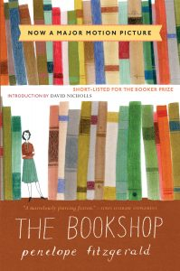 One of our recommended books is The Bookshop by Penelope Fitzgerald